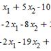 Linear Algebra Example Generator