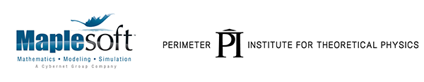 Maplesoft and PI logo