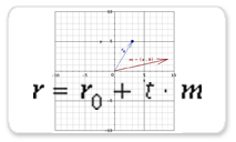 Parametric Equations of a Line