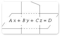 Parallel and Perpendicular Planes