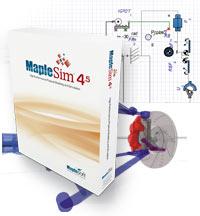 MapleSim 4.5