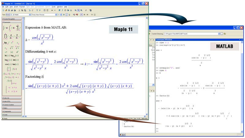 Math Software For Engineers Educators Students Maplesoft