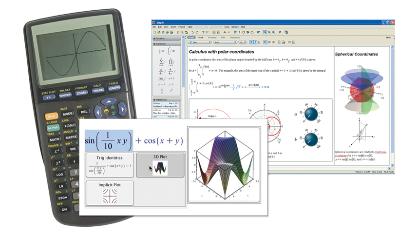 Maple Student Edition: Math Software for Students - Maplesoft
