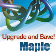 Upgrade and save when upgrading to Maple 14