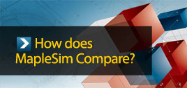 how does maplesim compare