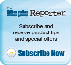 Subscribe to Maple Reporter