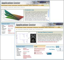 The Application Center