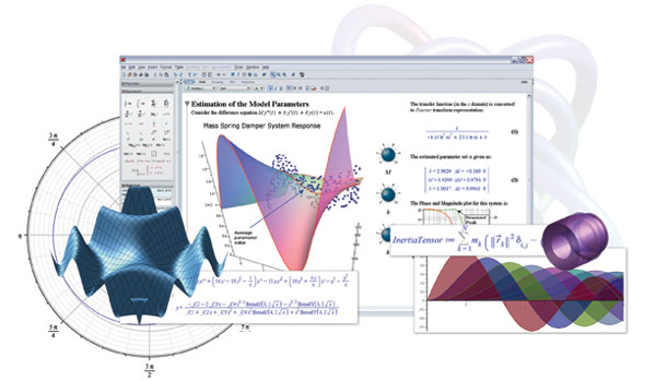 Software for solving math problems